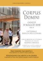 corpus domini 2018