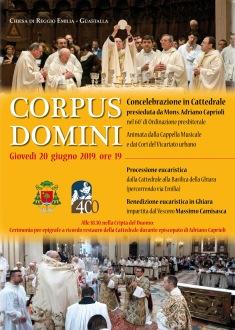 loc corpus domini 2019